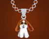 Scary Hound Necklace