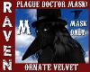 (M) ORNATE PLAGUE DOCTOR