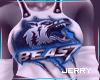 ! Beast Wolf Top B