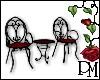 [PBM] Cherry Patio Set