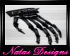 Skeleton hand shoulder M