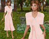 TF* Modest Peach Dress