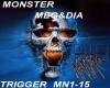 Monster -Meg & Dia