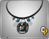 *cp*Ariel Necklace Black