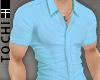 #T Tailor Shirt #SkyBlue