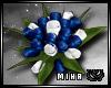 [M] Blue Bouquet