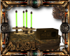 Steampunk Radio Table