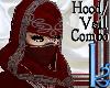 Proper Warrior*Hood/Veil
