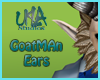 GoatMan Ears