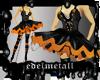 Halloween Dress + Boots