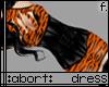 :a: Orn PVC Tiger Dress2