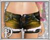 *D*Sexy Hot Pants goldy