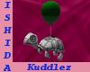 Kuddlez the Turtle