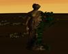 ( K ) BTD Statue