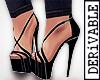 Sapato Black Sexy 6