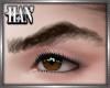 "[H]WILD "" Eyebrows*BRN"