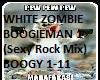 White Zombie Boogieman 1