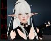 White Assassin Hair