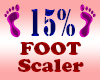 Resizer 15% Foot