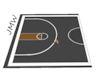 JMW~Basketball HalfCourt