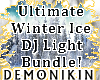 Winter Ice DJ Light Set