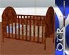 [DTR] Oak baby crib