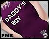 [TFD]Daddy's Boy P
