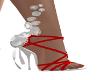 Lia Red Heels