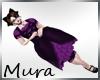 BBW Lolita Purple Black