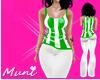 ♕ Fit Luxury Green