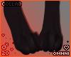 . Avarice   feet