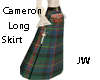 JW Cameron Long Skirt