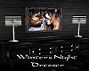 KC~Winters Night Dresser