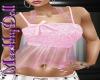 {MD}BbyDoll Pink Top