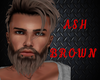 Ash Brown Beard