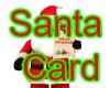 Santa XMas Card