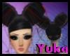(YK) cleo black n red