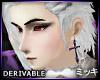 ! Shadow Vampire Earring