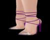 Zia Purple Pumps
