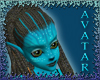 Neytiri Hair Black
