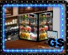 """""""GS"""" FOOD STAND ANIMATED"""