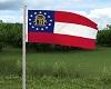 Animated Georgia Flag