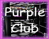 AMINATED Purple club