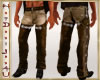 BT Western Chaps Brown