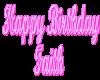 (1M) Happy Bday Faith