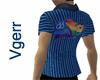 Male Blue Pride Shirt