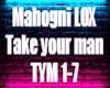 mahogni LOX take ur man
