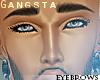 Mitchell |Black eyebrows