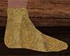 New Year Socks Gold (M)