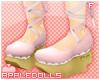 *A Pink RockHorse Shoe